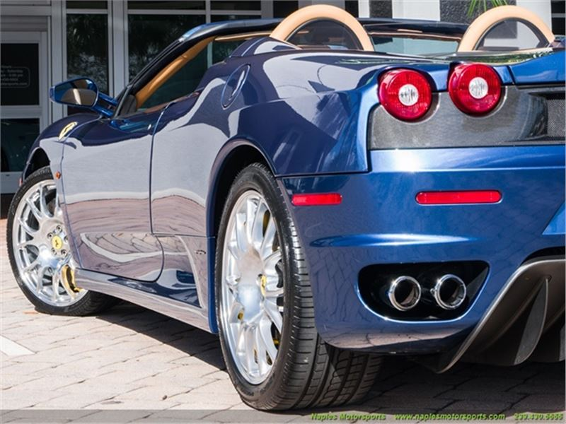 2009 Ferrari F430 Spider for sale in for sale on GoCars