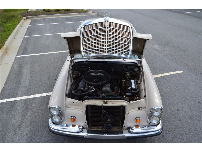 1968 Mercedes-Benz 280S for sale in for sale on GoCars