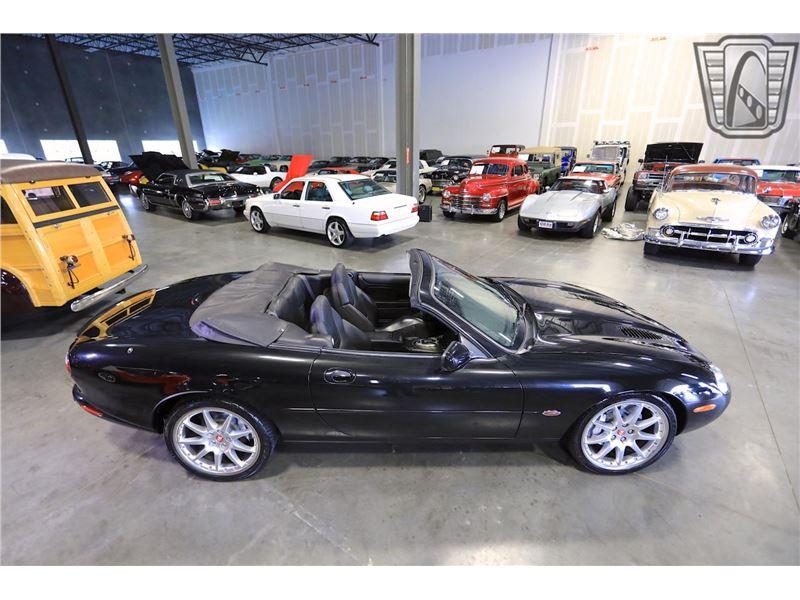 2002 Jaguar XKR for sale on GoCars