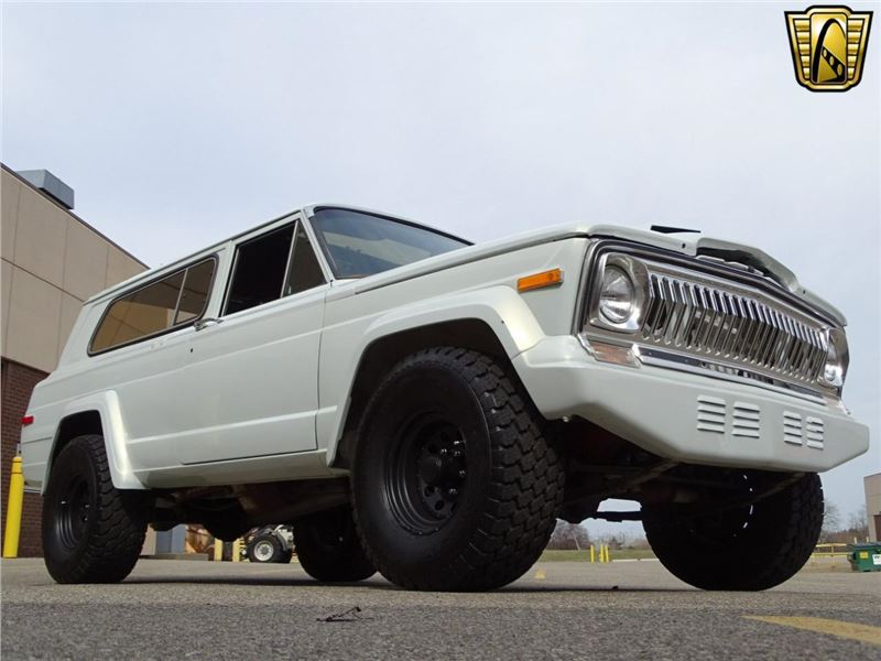 1975 Jeep Cherokee for sale in for sale on GoCars