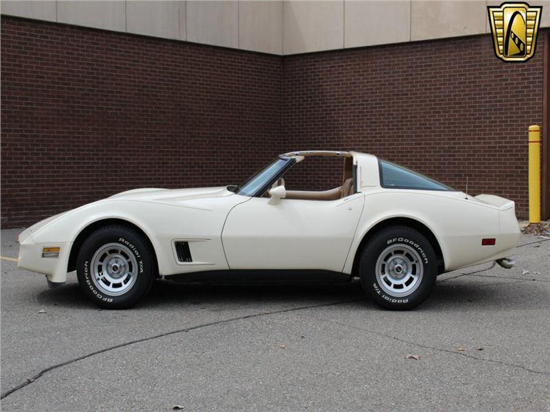 1981 Chevrolet Corvette for sale in for sale on GoCars