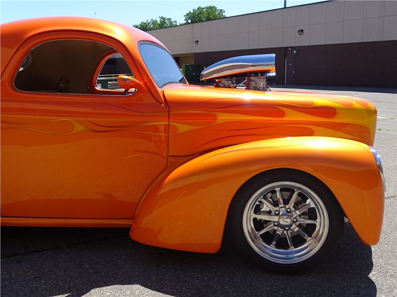 1941 Willys Coupe for sale in for sale on GoCars