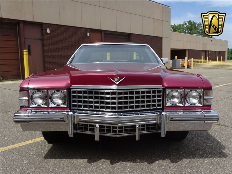 1974 Cadillac DeVille for sale in for sale on GoCars