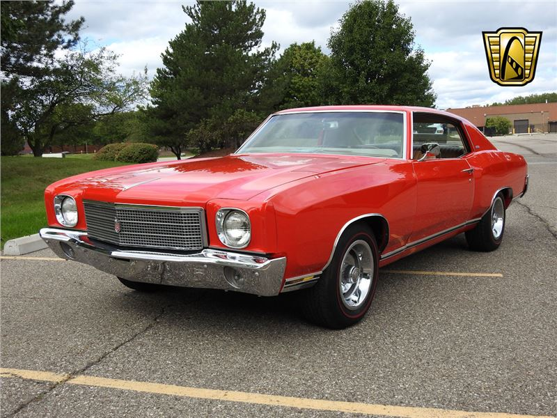 1970 Chevrolet Monte Carlo for sale in for sale on GoCars