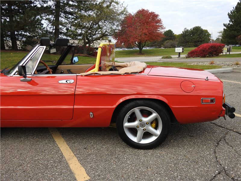 1981 Alfa Romeo Spider for sale in for sale on GoCars