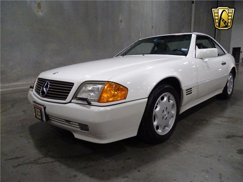 Mercedes Sl500 For Sale >> 1994 Mercedes Benz Sl500 For Sale Gc 40289 Gocars