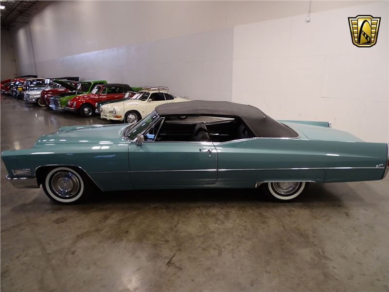 1968 Cadillac DeVille for sale on GoCars