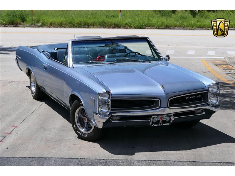 1966 Pontiac LeMans for sale in for sale on GoCars