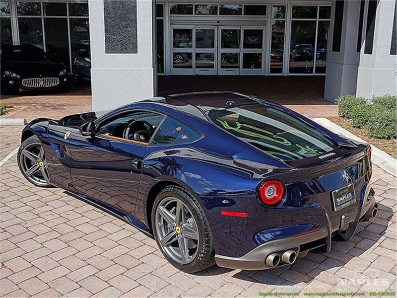 2013 Ferrari F12 Berlinetta For Sale Gc 8859 Gocars