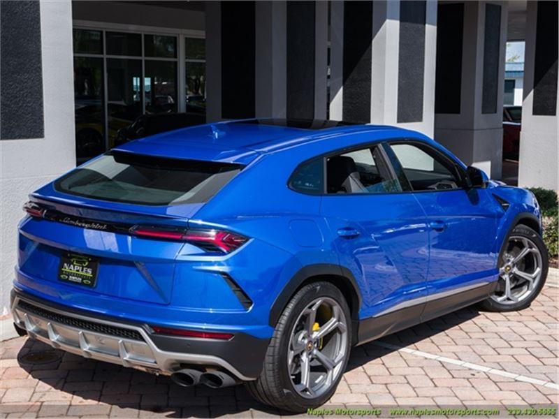 2019 Lamborghini Urus For Sale Gc 40354 Gocars