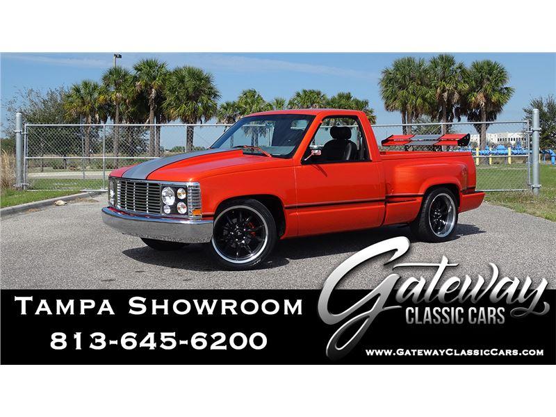 Chevrolet Gallery  1991 Chevrolet Silverado
