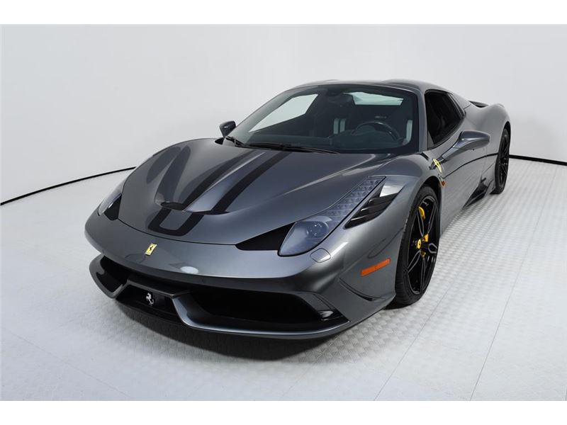 2015 Ferrari 458 Speciale Aperta for sale in for sale on GoCars