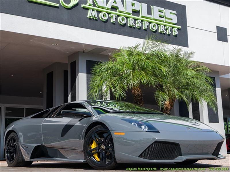 2009 Lamborghini Murcielago LP640 Coupe for sale in for sale on GoCars
