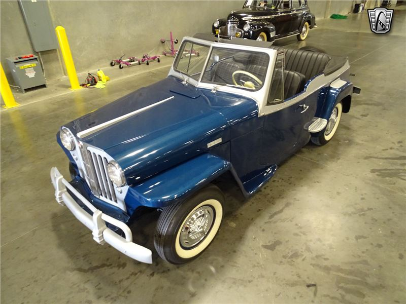 1948 Willys Jeepster for sale on GoCars