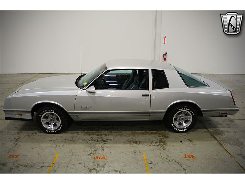 1987 Chevrolet Monte Carlo for sale on GoCars