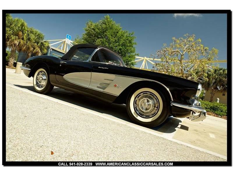 1959 Chevrolet Corvette for sale in for sale on GoCars
