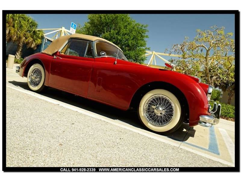 1959 Jaguar XK-Series for sale in for sale on GoCars