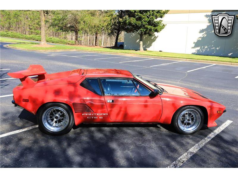 Pantera For Sale >> Detomaso Pantera For Sale Top Car Release 2020