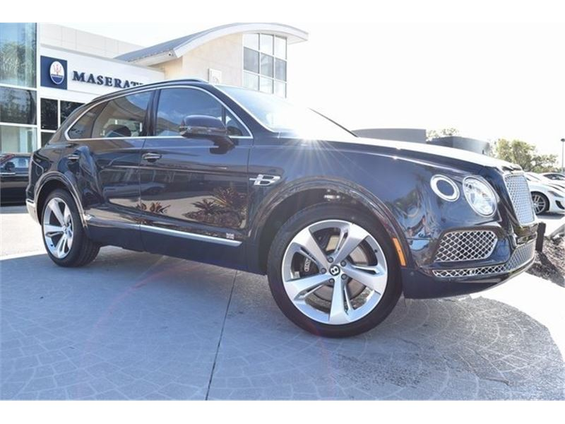 Bentley Bentayga For Sale >> 2019 Bentley Bentayga For Sale On Gocars