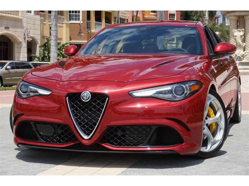 2017 Alfa Romeo Giulia Quadrifoglio for sale in for sale on GoCars
