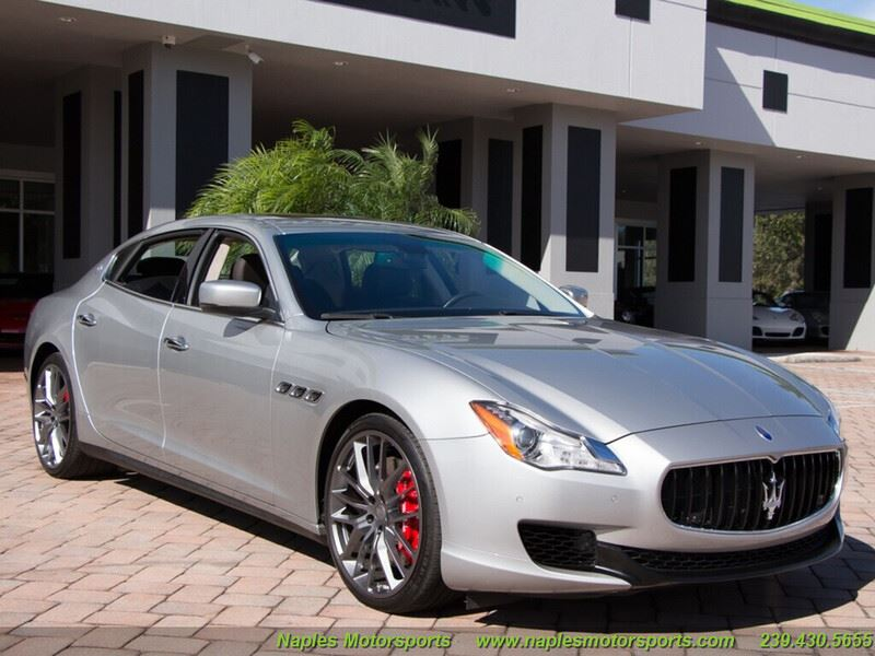 2014 Maserati Quattroporte Sport GT S for sale in for sale on GoCars