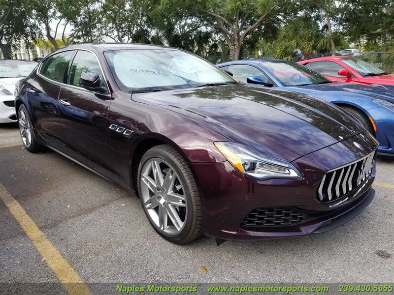 2018 Maserati Quattroporte S for sale in for sale on GoCars