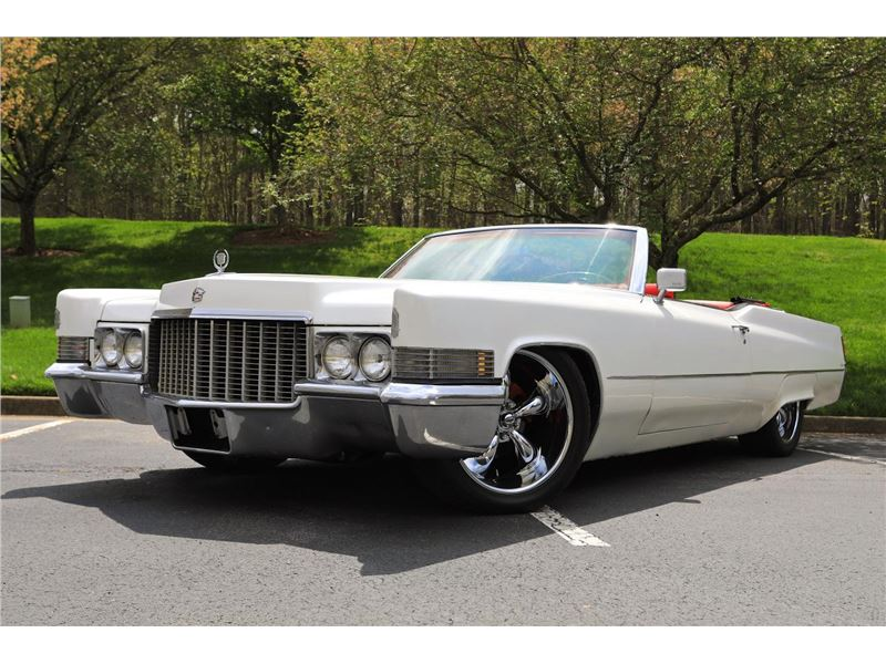 1970 Cadillac DeVille for sale on GoCars