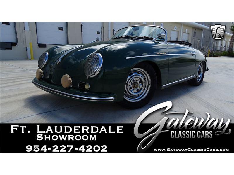 Porsche 356 For Sale >> 1968 Porsche 356 Speedster 1957 Replica For Sale On Gocars