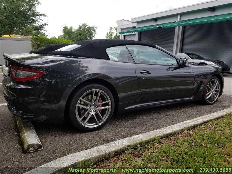2018 Maserati Gran Turismo MC Convertible for sale in for sale on GoCars