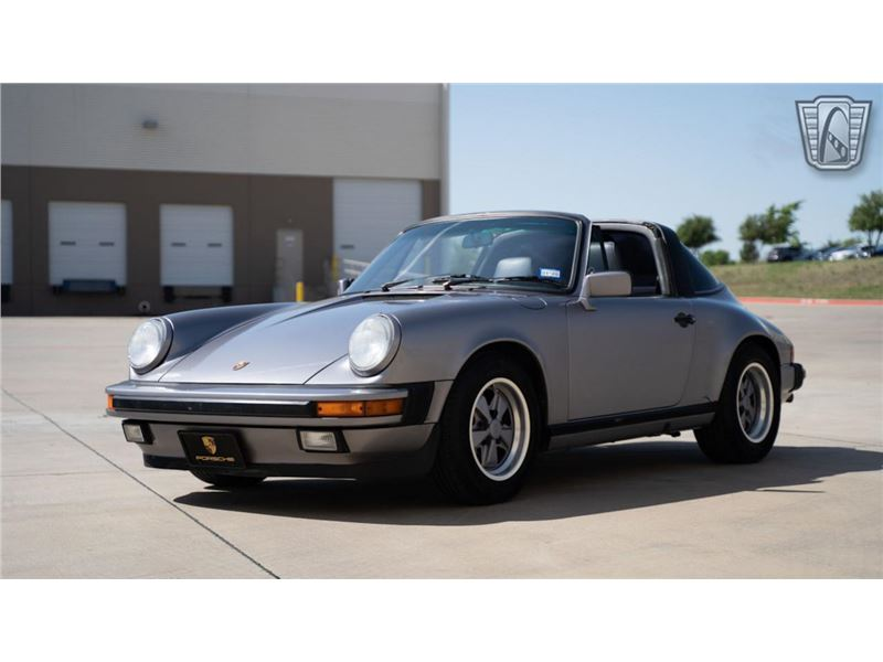 1988 Porsche 911 >> 1988 Porsche 911 Carrera For Sale Gc 41227 Gocars