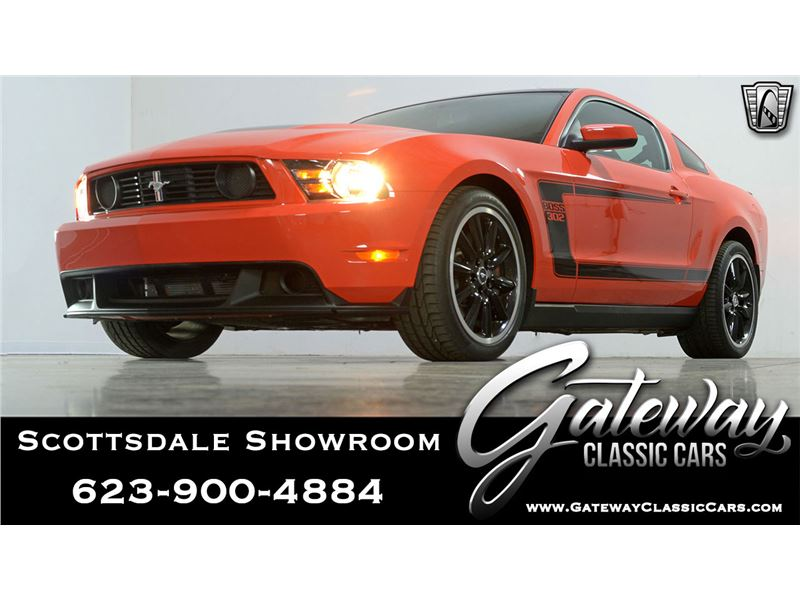 2012 Mustang For Sale >> 2012 Ford Mustang For Sale On Gocars