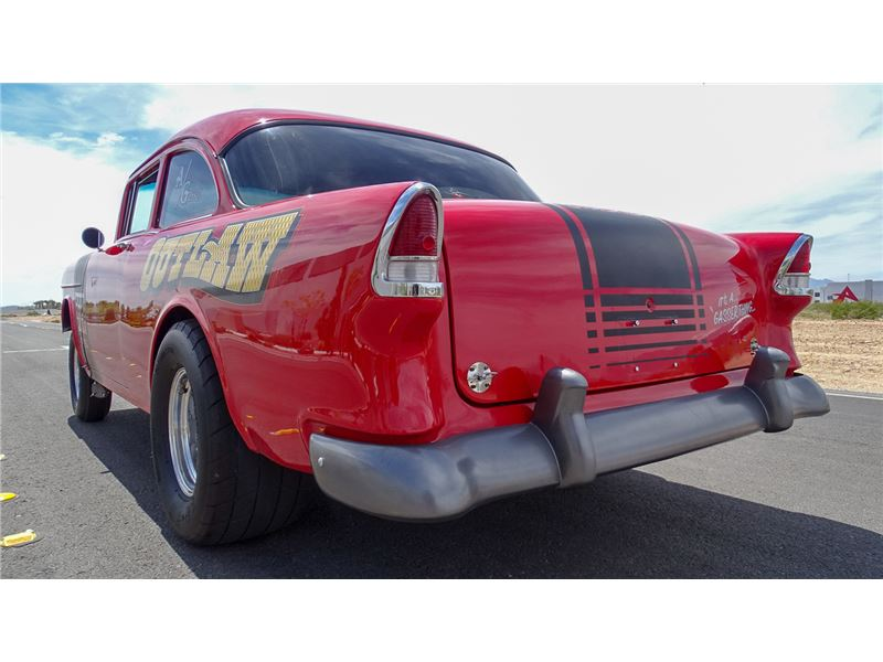 1955 Chevrolet Bel Air Gasser for sale in for sale on GoCars
