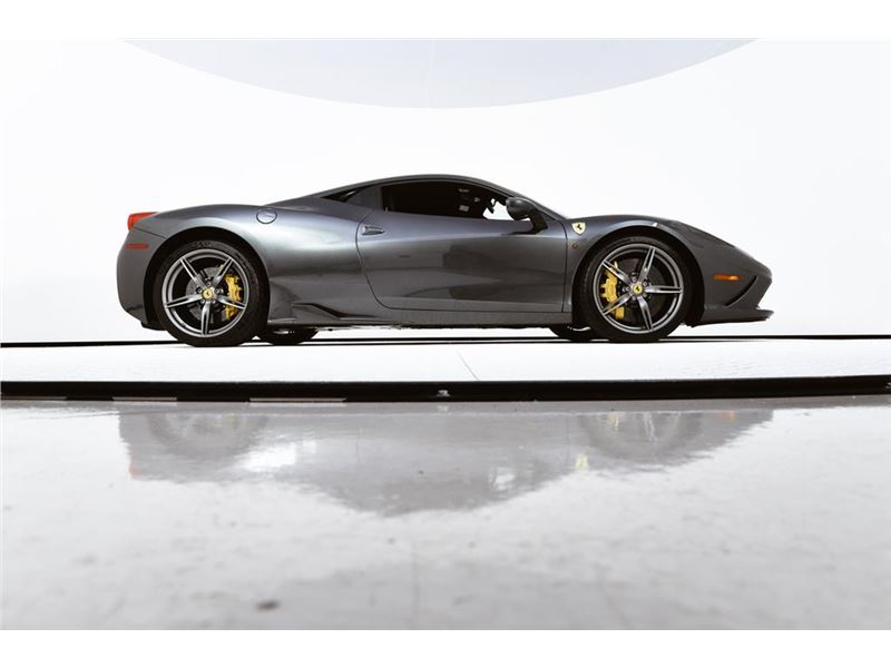 2014 Ferrari 458 Speciale for sale in for sale on GoCars
