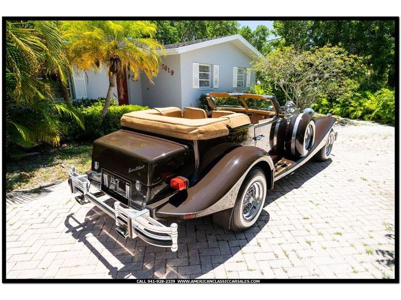 1984 Excalibur Phaeton for sale in for sale on GoCars
