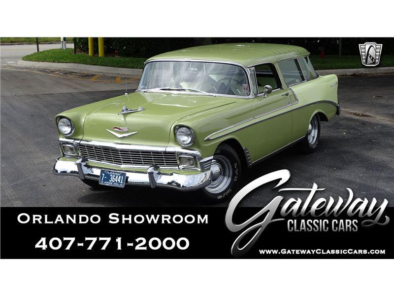 1956 Chevrolet Nomad For Sale On Gocars