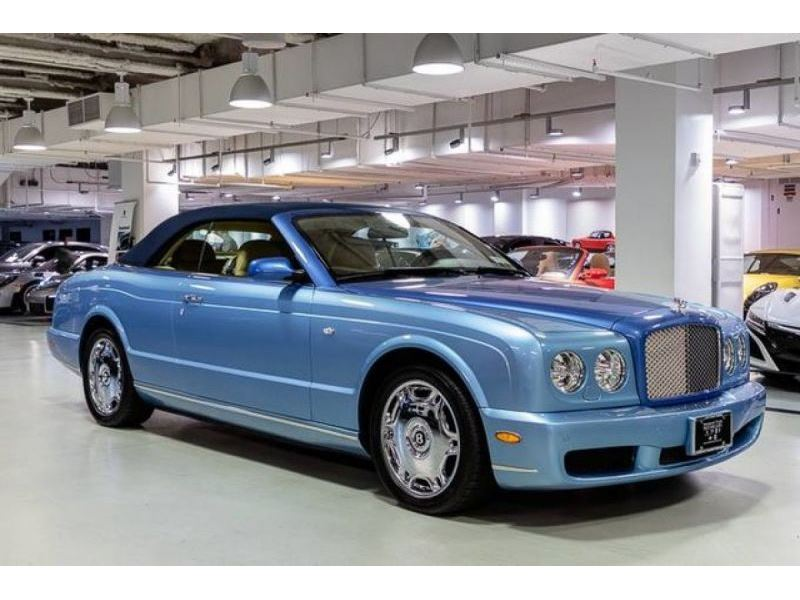 2007 Bentley Azure for sale in for sale on GoCars