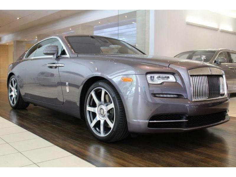 Rolls Royce Wraith For Sale >> 2017 Rolls Royce Wraith For Sale On Gocars
