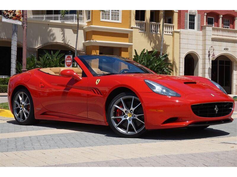 2011 Ferrari California for sale in for sale on GoCars