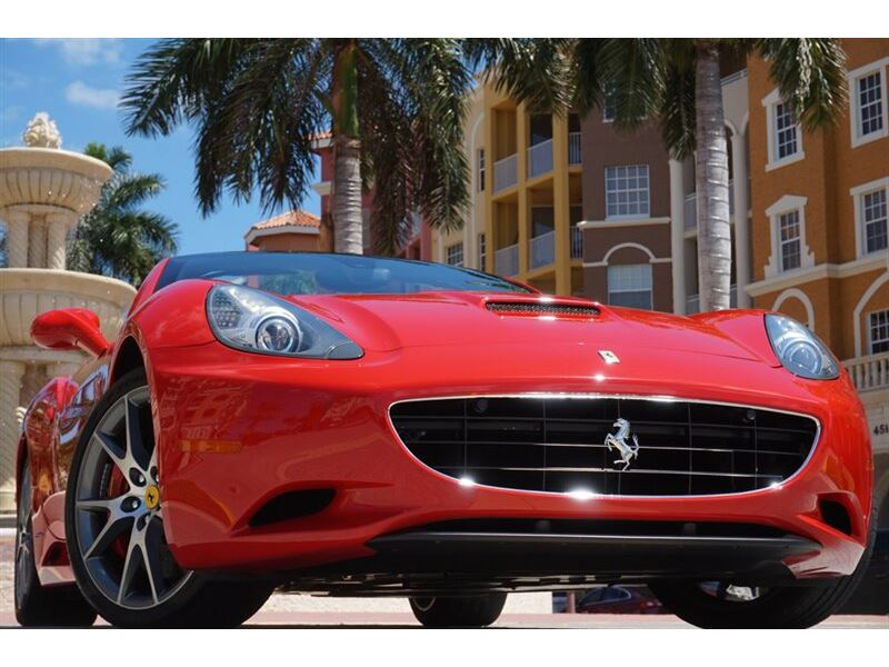2011 Ferrari California for sale in for sale on GoCars