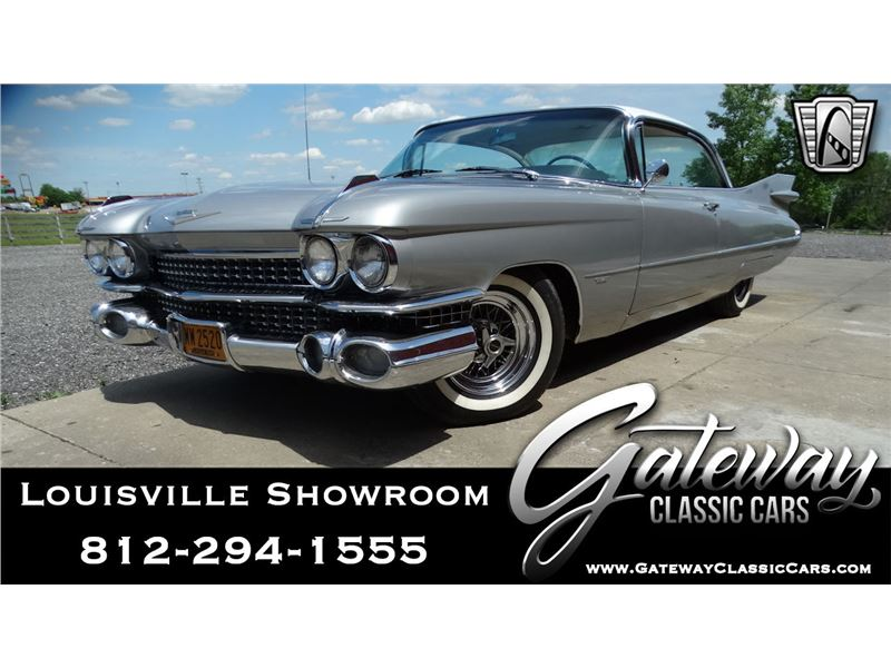 Cadillac Of Memphis >> 1959 Cadillac Coupe Deville For Sale On Gocars