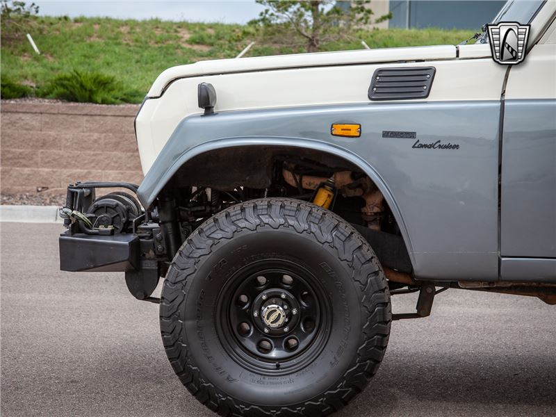1973 Toyota FJ55 for sale on GoCars