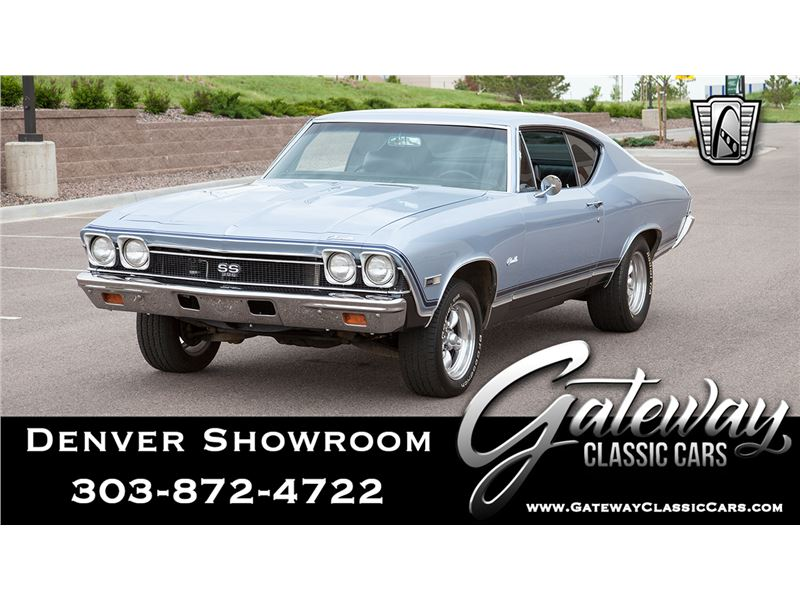 1968 Chevrolet Chevelle For Sale On Gocars
