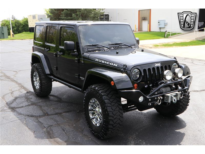 2012 Jeep Wrangler for sale in for sale on GoCars
