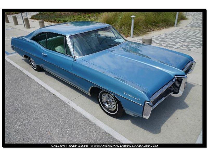 1968 Pontiac Ventura for sale on GoCars