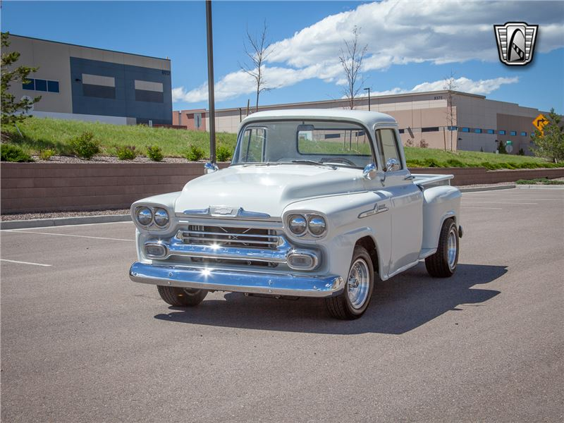 1958 Chevy Apache For Sale >> 1958 Chevrolet Apache For Sale On Gocars