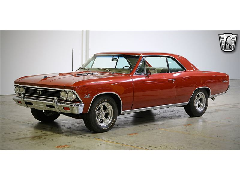 1966 Chevrolet Chevelle for sale on GoCars