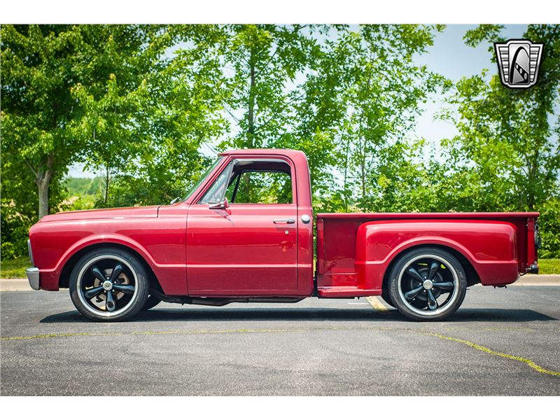 1967 GMC C10 for sale on GoCars