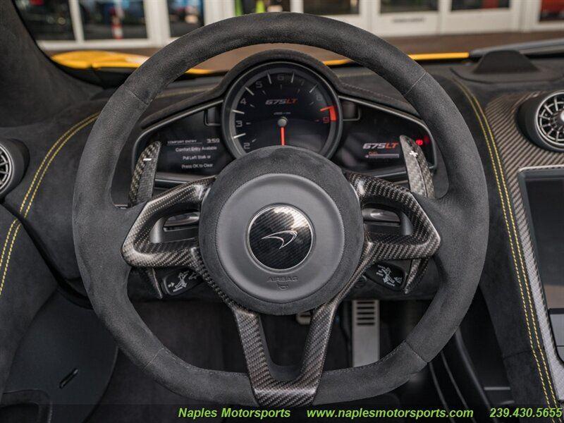 2016 McLaren 675LT Spider for sale in for sale on GoCars