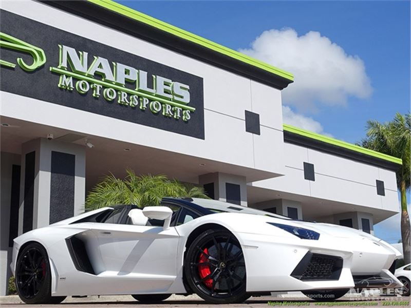 2013 Lamborghini Aventador for sale in Naples, Florida 34104