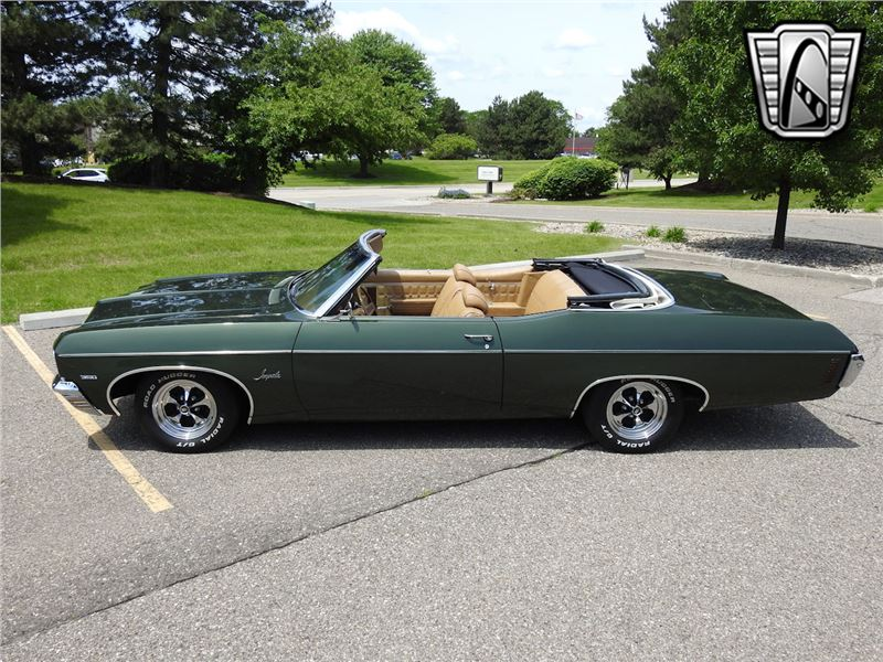 1970 Chevrolet Impala For Sale On Gocars